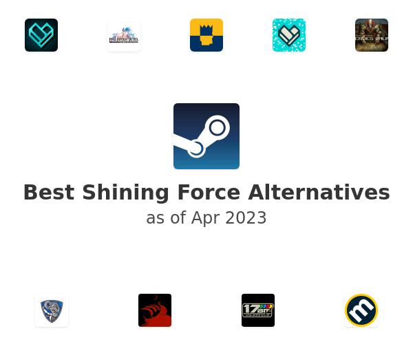 Best Shining Force Alternatives