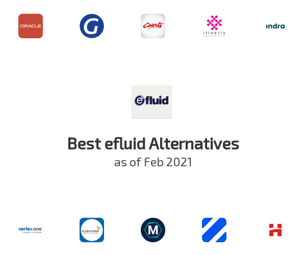 Best efluid Alternatives