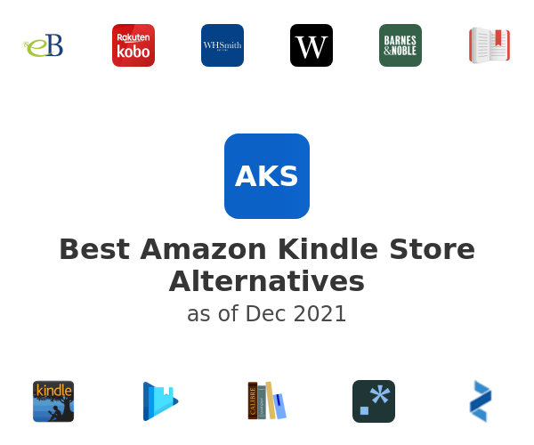 Best Amazon Kindle Store Alternatives