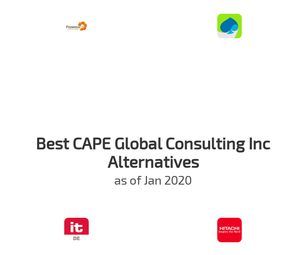 Best CAPE Global Consulting Inc Alternatives