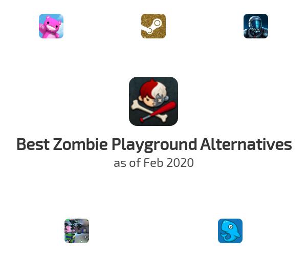 Best Zombie Playground Alternatives