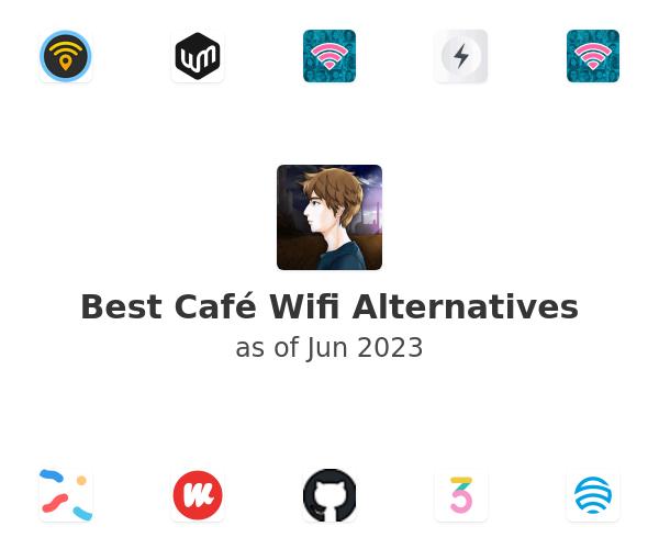 Best Café Wifi Alternatives
