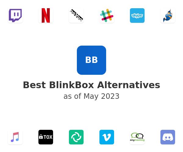 Best BlinkBox Alternatives
