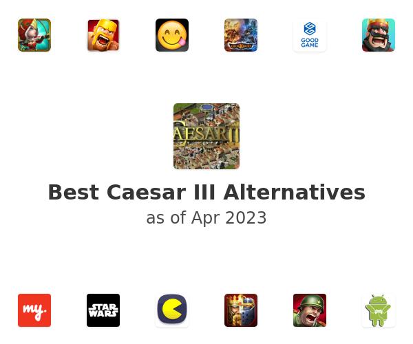 Best Caesar III Alternatives