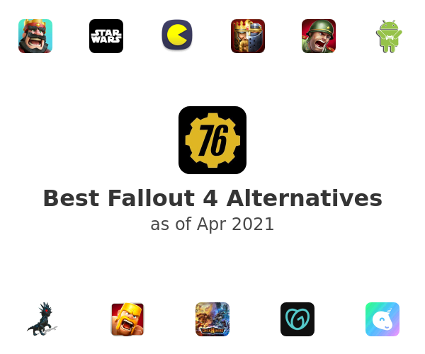 Best Fallout 4 Alternatives
