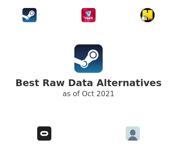 Best Raw Data Alternatives