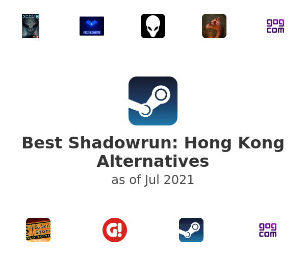 Best Shadowrun: Hong Kong Alternatives