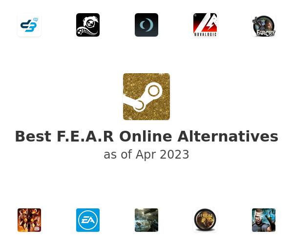 Best F.E.A.R Online Alternatives