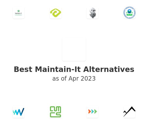 Best Maintain-It Alternatives
