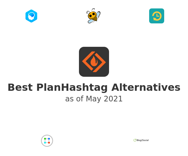 Best PlanHashtag Alternatives