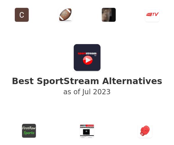 Best SportStream Alternatives