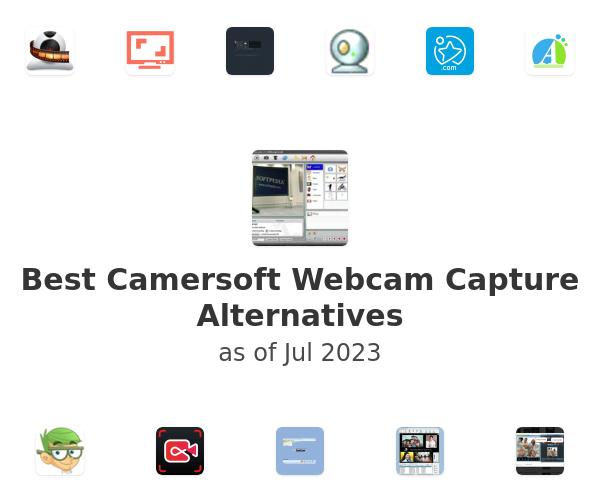 Best Camersoft Webcam Capture Alternatives