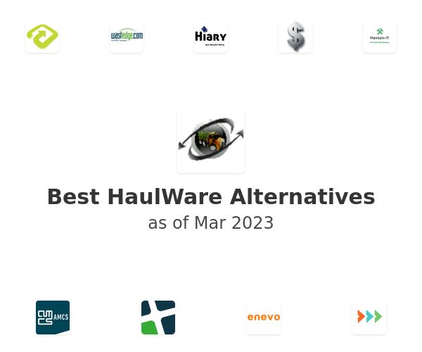 Best HaulWare Alternatives