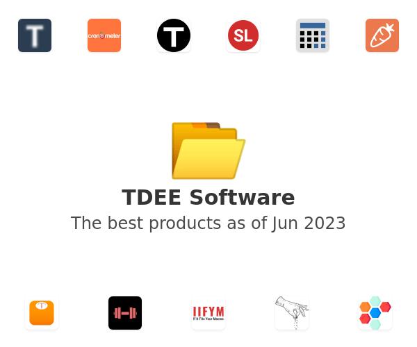 TDEE Software