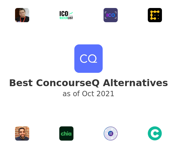 Best ConcourseQ Alternatives