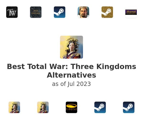 Best Total War: Three Kingdoms Alternatives
