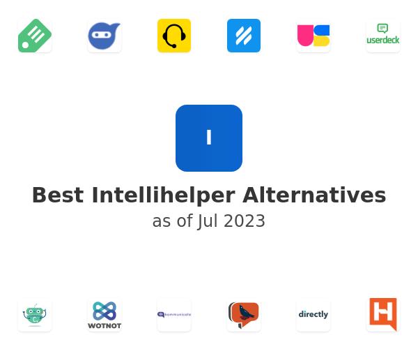 Best Intellihelper Alternatives