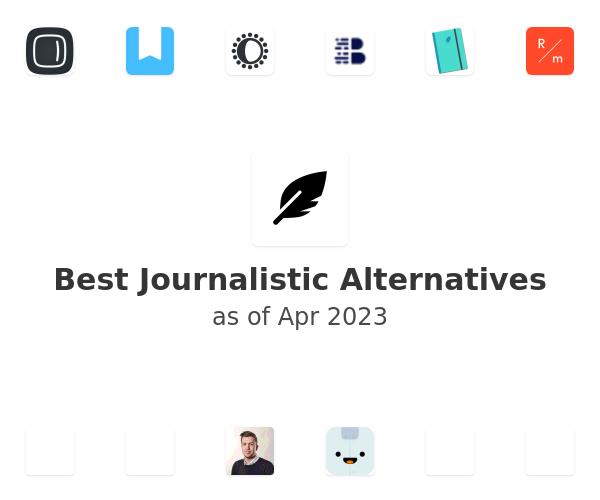 Best Journalistic Alternatives