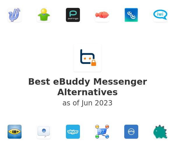 Best eBuddy Messenger Alternatives