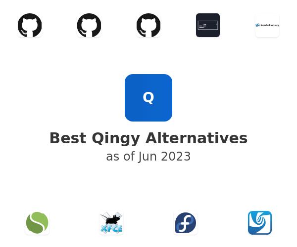 Best Qingy Alternatives