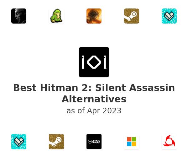 Best Hitman 2: Silent Assassin Alternatives