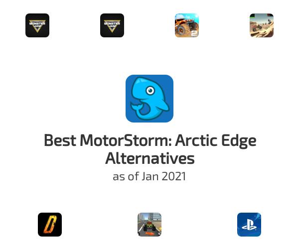 Best MotorStorm: Arctic Edge Alternatives