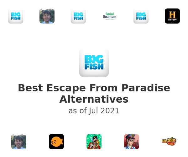 Best Escape From Paradise Alternatives