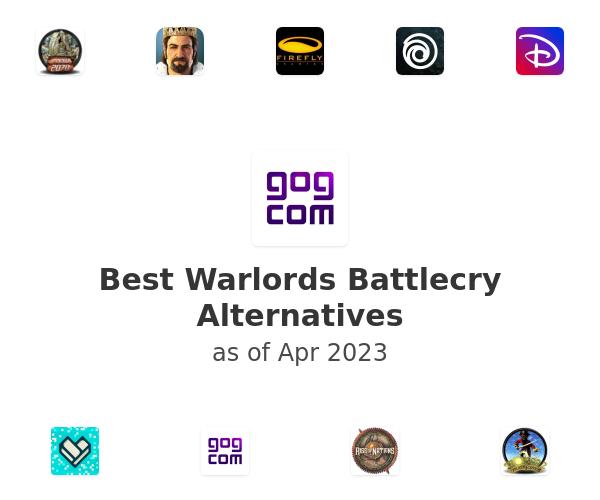 Best Warlords Battlecry Alternatives