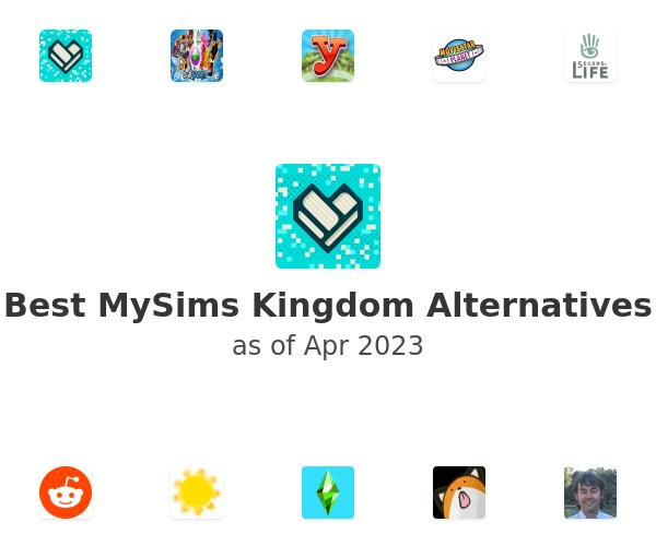 Best MySims Kingdom Alternatives