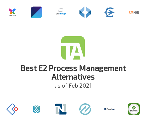 Best E2 Process Management Alternatives