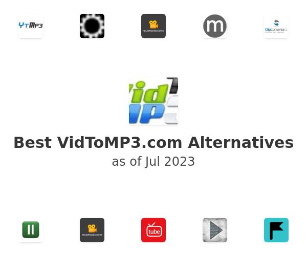 Best VidToMP3.com Alternatives