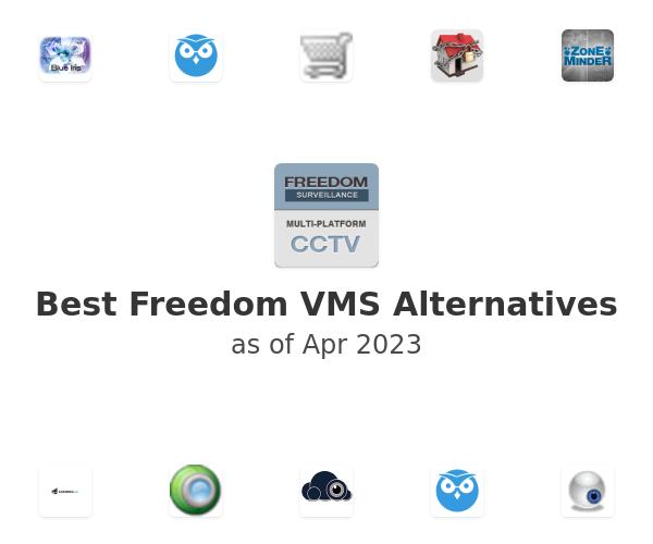 Best Freedom VMS Alternatives