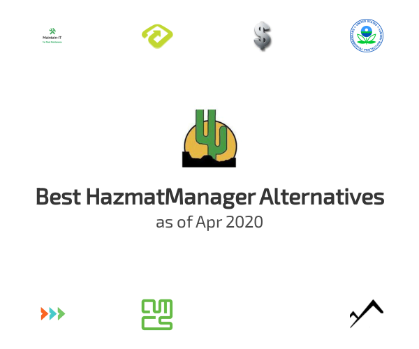Best HazmatManager Alternatives