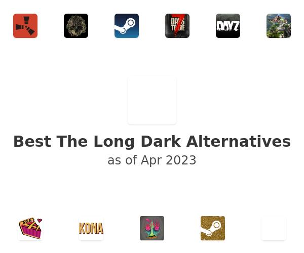 Best The Long Dark Alternatives