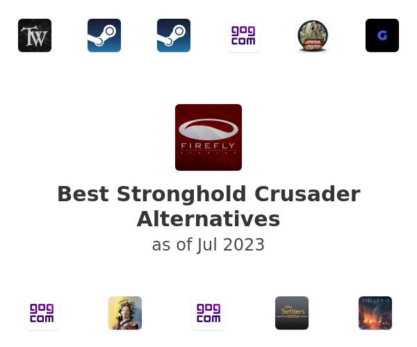 Best Stronghold Crusader Alternatives