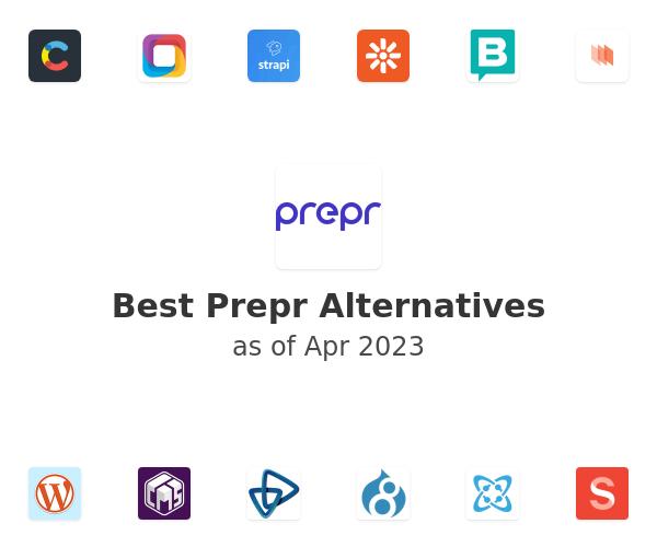 Best Prepr Alternatives