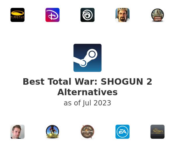 Best Total War: SHOGUN 2 Alternatives