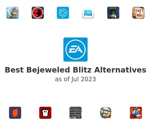 Best Bejeweled Blitz Alternatives