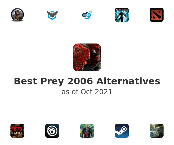 Best Prey 2006 Alternatives