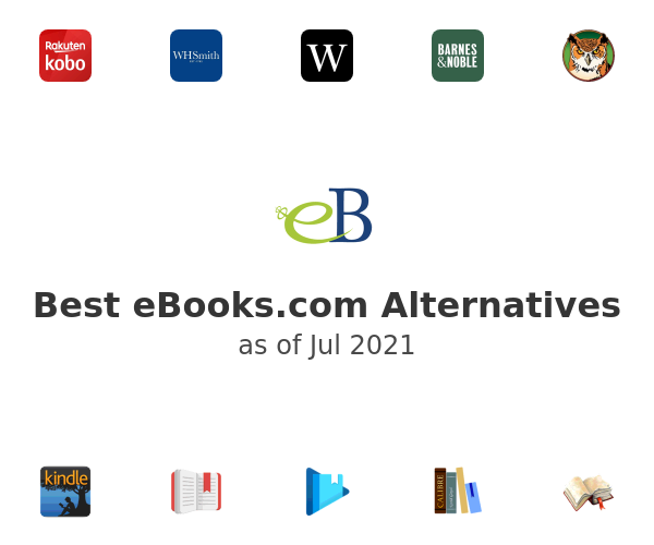 Best eBooks.com Alternatives