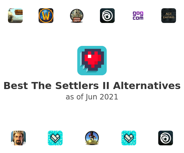 Best The Settlers II Alternatives