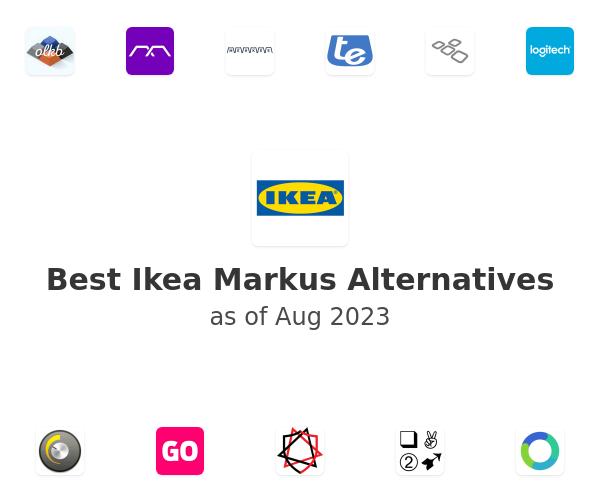 Best Ikea Markus Alternatives