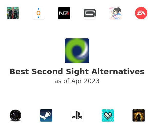 Best Second Sight Alternatives