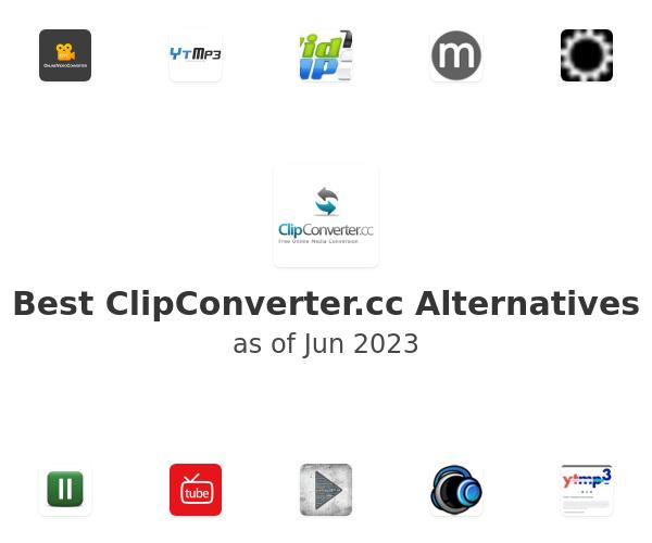 Best ClipConverter.cc Alternatives