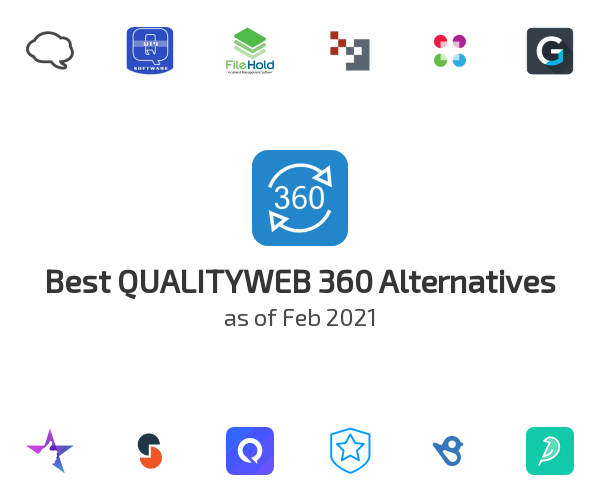 Best QUALITYWEB 360 Alternatives