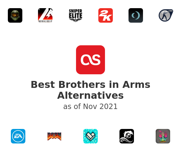 Best Brothers in Arms Alternatives