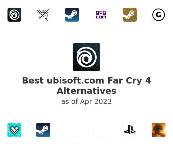 Best Far Cry 4 Alternatives