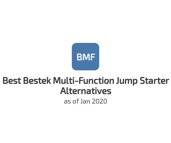 Best Bestek Multi-Function Jump Starter Alternatives