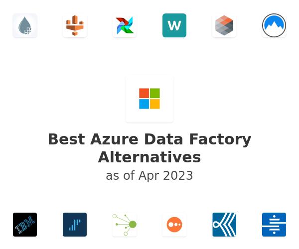Best Azure Data Factory Alternatives