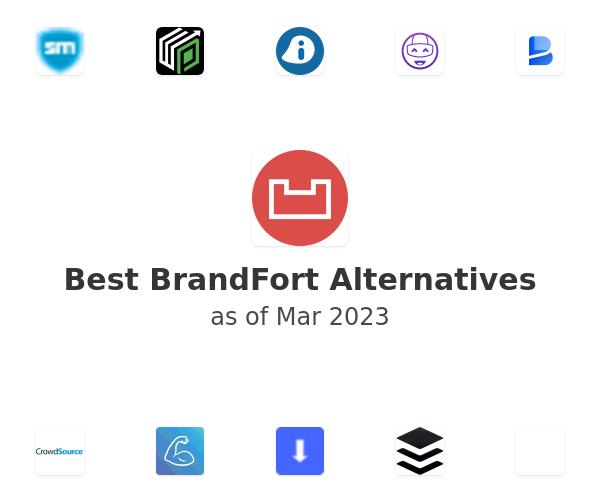 Best BrandFort Alternatives